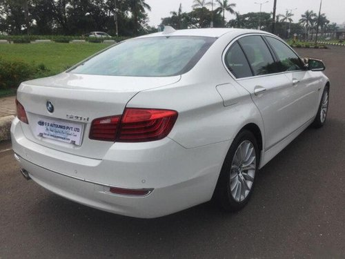 Used 2015 BMW 5 Series AT for sale in Mumbai