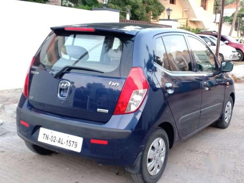 Hyundai I10 1.2 Kappa SPORTZ, 2010 MT for sale in Chennai