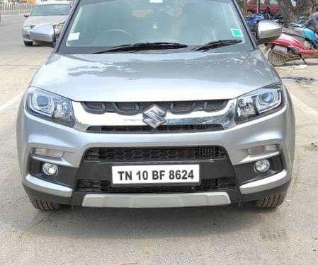 Maruti Suzuki Vitara Brezza ZDi, 2019, MT in Chennai
