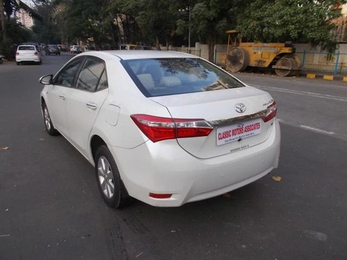 Used 2015 Toyota Corolla Altis G AT for sale in Mumbai -6