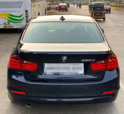 Used BMW 3 Series 320d Sport Line 2015 AT in Mumbai