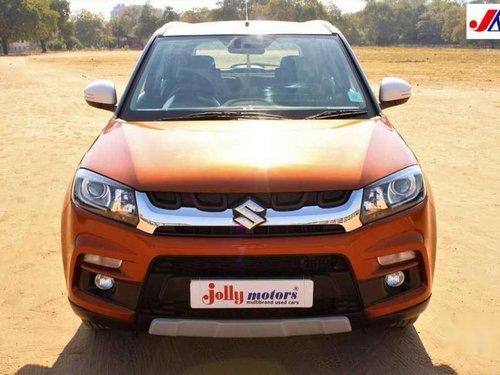 Used Maruti Suzuki Vitara Brezza ZDi 2019 AT in Ahmedabad