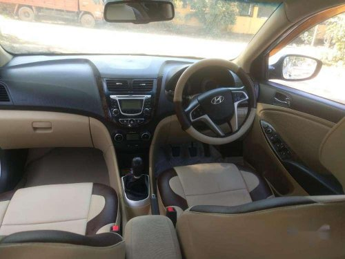 Used 2013 Hyundai Verna MT for sale in Hyderabad
