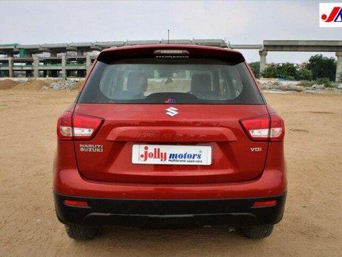 Maruti Suzuki Vitara Brezza VDi 2016 MT for sale in Ahmedabad
