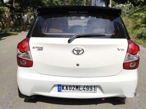 Toyota Etios Liva VD SP*, 2016 MT for sale in Nagar