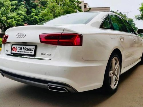 Used Audi A6 35 TDI 2018 AT for sale in Ahmedabad