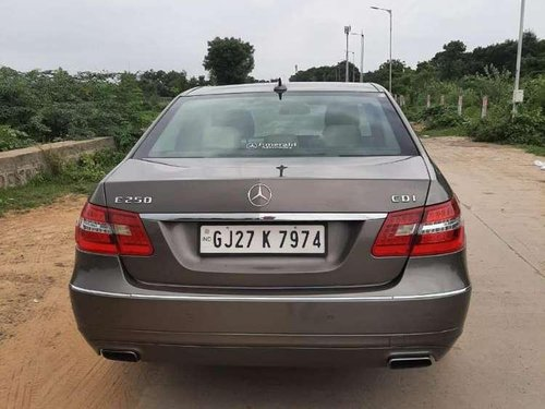 Used 2013 Mercedes Benz E Class AT for sale in Ahmedabad-3