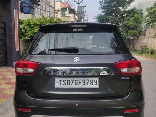 Used Maruti Suzuki Vitara Brezza ZDi 2018 AT in Hyderabad