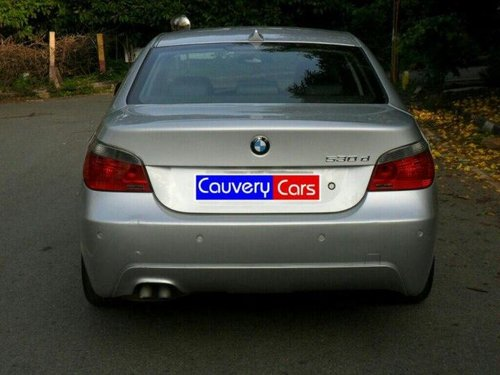 Used 2007 BMW 5 Series AT for sale in Bangalore