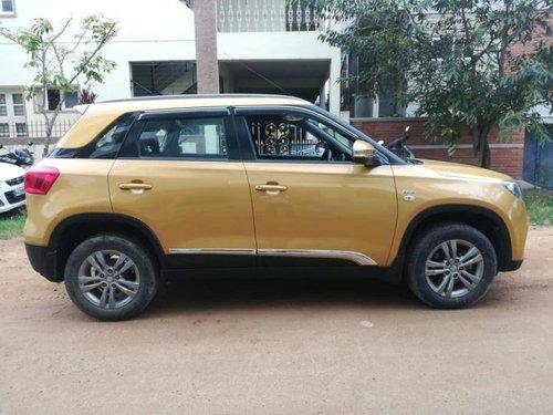 Used Maruti Suzuki Vitara Brezza ZDi 2017 MT in Bangalore