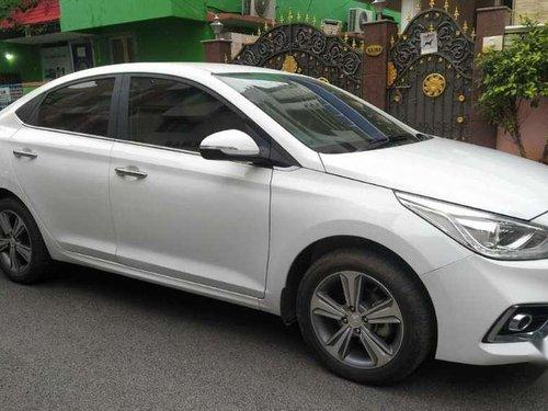 Used Hyundai Verna 2019 MT for sale in Chennai