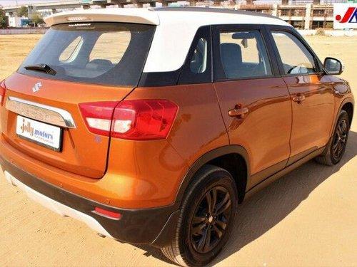 Maruti Suzuki Vitara Brezza ZDi Plus AMT 2019 AT in Ahmedabad