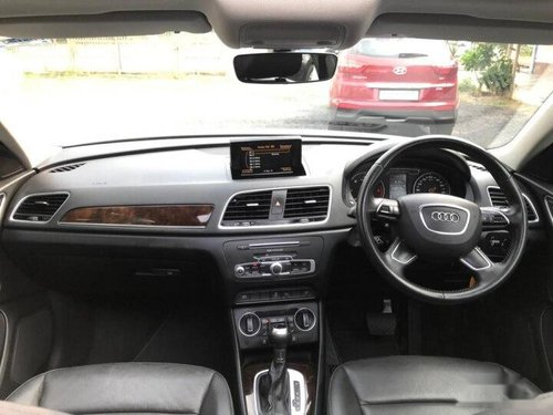 Audi Q3 30 TDI Premium FWD 2018 AT for sale in Ahmedabad