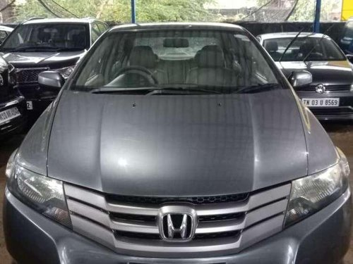 Used Honda City 2009 MT for sale in Chennai