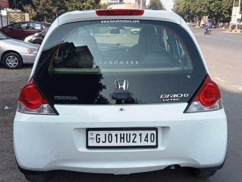 Used Honda Brio 2017 MT for sale in Ahmedabad