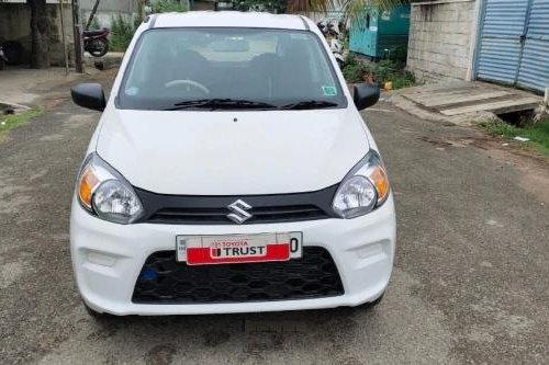 Used 2020 Maruti Suzuki Alto 800 VXI MT in Bangalore