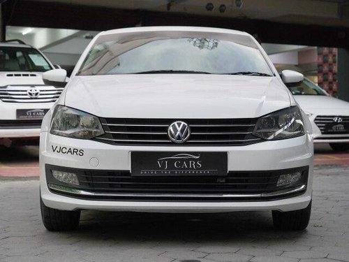 Used Volkswagen Vento 1.2 TSI Highline AT 2016 AT in Chennai