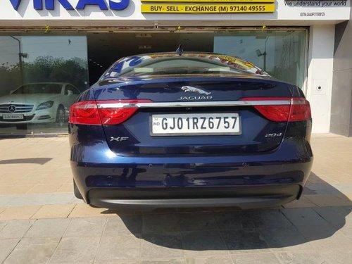 Jaguar XF 2.0 Diesel Prestige 2017 AT for sale in Ahmedabad