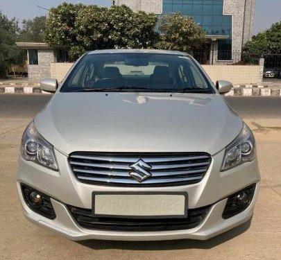 Used Maruti Suzuki Ciaz Zeta 2017 MT in New Delhi