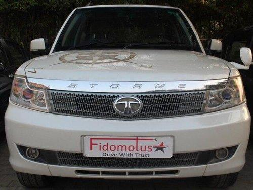 Used Tata Safari Storme 2013 MT for sale in New Delhi