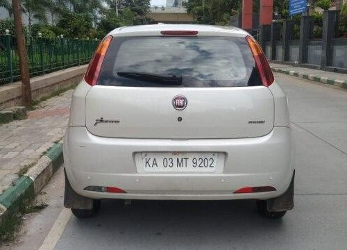 Used Fiat Punto 2014 MT for sale in Bangalore