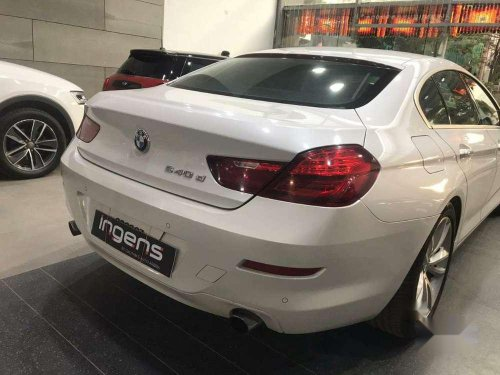 Used 2013 BMW 6 Series AT for sale in Hyderabad