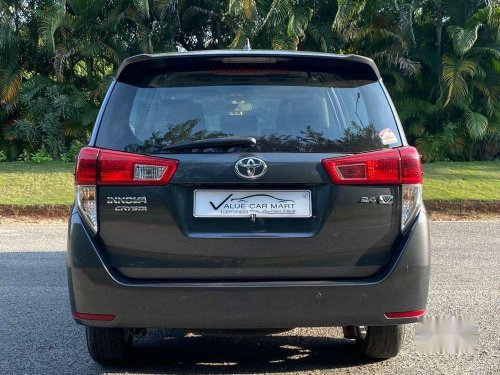 Used Toyota Innova Crysta 2018 MT for sale in Hyderabad -0