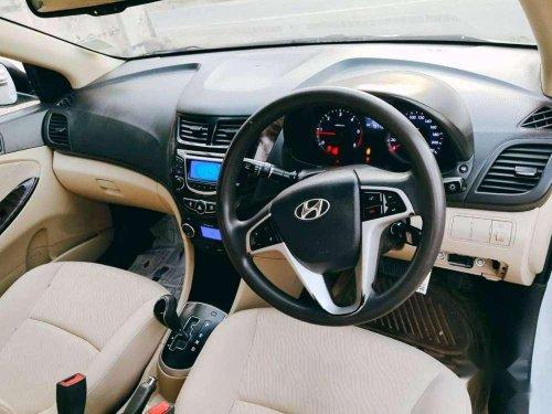 Used Hyundai Verna 2013 AT for sale in Pudukkottai
