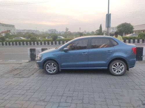 Used 2018 Volkswagen Ameo MT for sale in Pondicherry