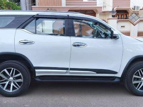 Used Toyota Fortuner 2018 MT for sale in Thanjavur