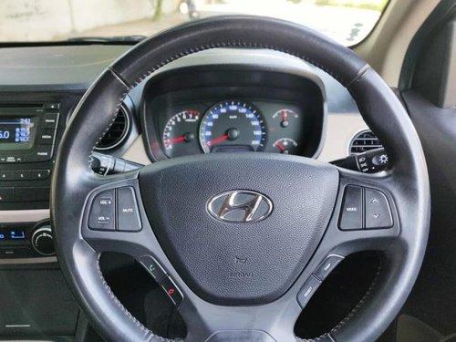 Hyundai Xcent 1.2 Kappa SX Option 2014 MT in Ahmedabad
