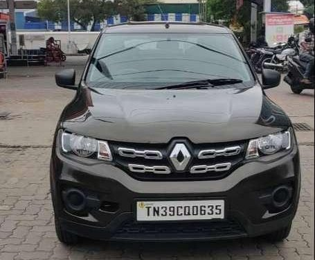 Used Renault Kwid RXL, 2019 MT for sale in Tiruppur