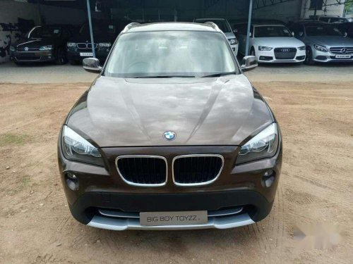 Used BMW X1 2012 AT for sale in Erode