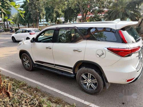 Used 2017 Toyota Fortuner AT for sale in Chandigarh