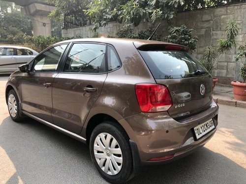 Used Volkswagen Polo 2017 MT for sale in New Delhi