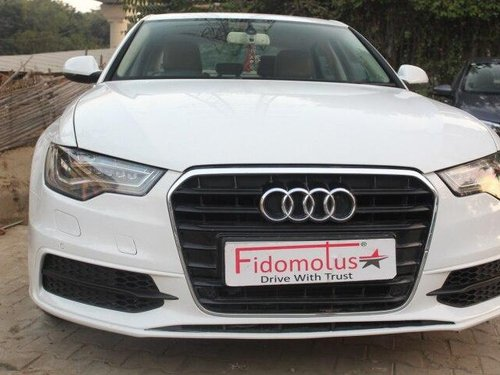 Used Audi A6 2015 AT for sale in New Delhi