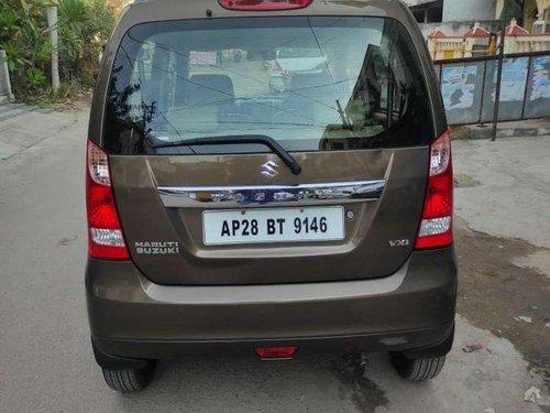 Used Maruti Suzuki Wagon R VXI 2012 MT in Hyderabad