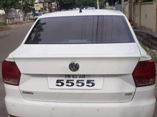 Used Volkswagen Ameo 2016 AT for sale in Tiruchirappalli