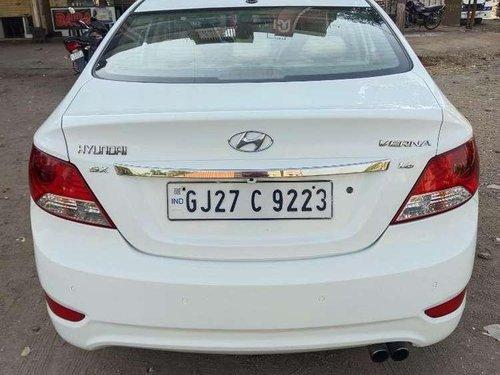 Used 2012 Hyundai Fluidic Verna MT in Surat