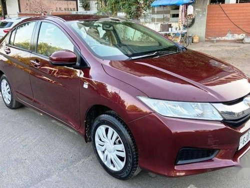 Used Honda City SV, 2016 MT for sale in Ahmedabad