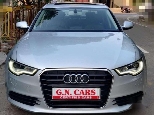 Used 2013 Audi A6 AT for sale in Ludhiana