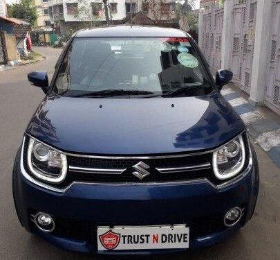 Used 2018 Maruti Suzuki Ignis MT for sale in Kolkata