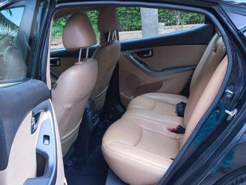 Used Hyundai Elantra CRDi SX 2013 MT for sale in Bangalore