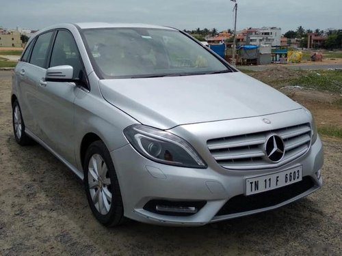 Used Mercedes Benz B Class 2013 AT for sale in Chennai