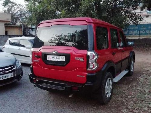 Used Mahindra Scorpio 2017 MT for sale in Visakhapatnam