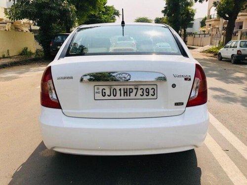 Used 2008 Hyundai Verna MT for sale in Ahmedabad