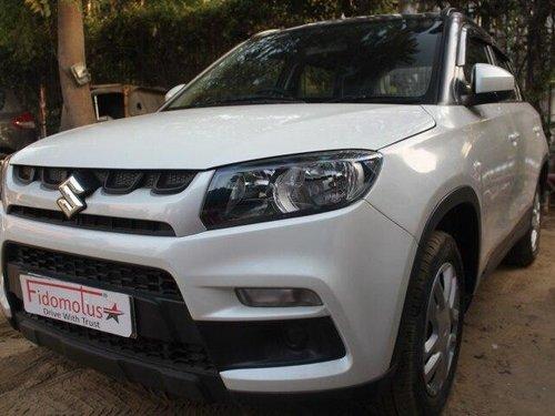 2016 Maruti Suzuki Vitara Brezza MT for sale in New Delhi