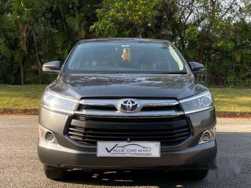 Used Toyota Innova Crysta 2018 MT for sale in Hyderabad -8