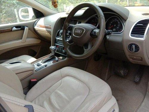 Used Audi Q7 3.0 TDI quattro 2013 AT for sale in Agra