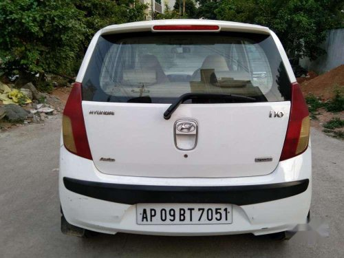 Used Hyundai i10 2009 AT for sale in Hyderabad